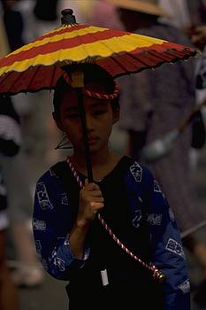 Japanese Girl by Travel Pics