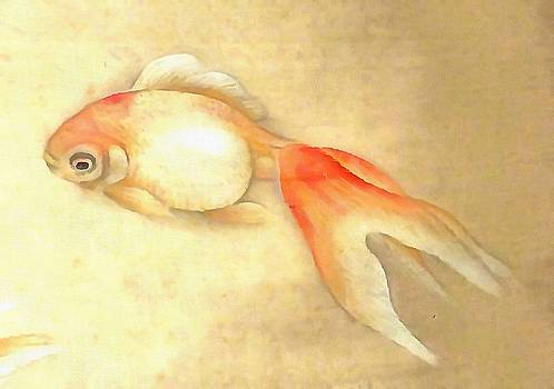 Tracey Harrington-Simpson - Japanese Goldfish