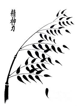 Japanese Kanji Inspiration by Gordon Lavender
