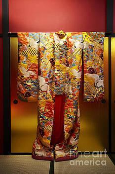 Japanese Kimono by Ben Johnson