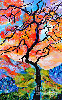 Japanese Maple Tree by Art by Danielle