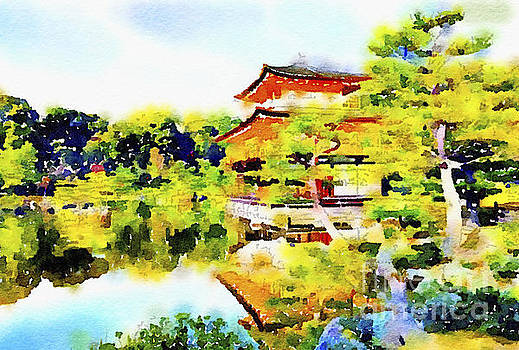 Rich Governali - Japanese Tea House and Pond