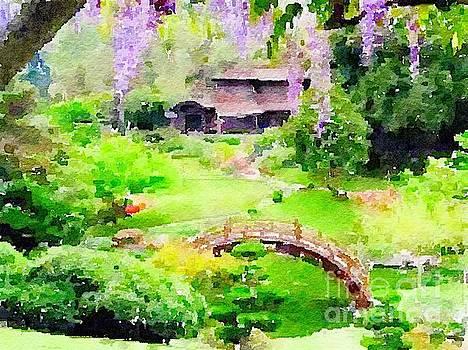 Rich Governali - Japanese Zen Garden and Tea House