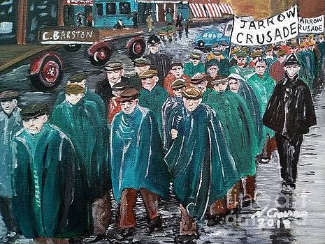 Jarrow Crusade  by Neal Crossan