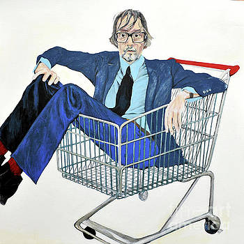 Jarvis Cocker 'Off Yer Trolley' by Michelle Deyna-Hayward