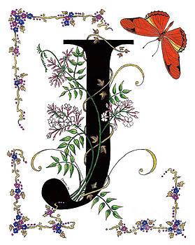 Stanza Widen - Jasmine and a Julia Butterfly