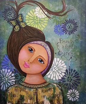 Jasmine by Clover Moon Designs Peggy Sowers-Heckman