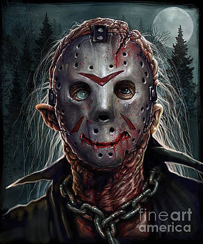 Jason - Friday the 13th by Andre Koekemoer
