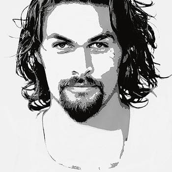 Jason Momoa by Paul Scotland