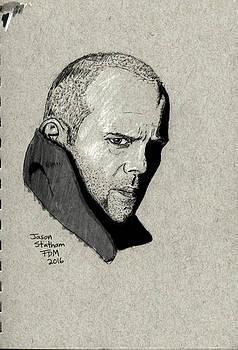 Jason Statham by Frank Middleton