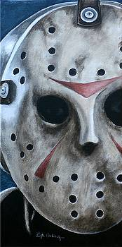 Jason up close and personal  by Al  Molina
