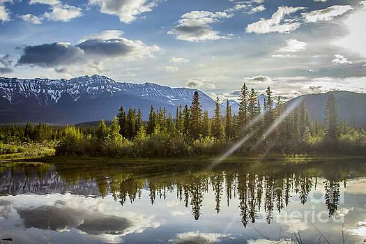Alanna DPhoto - Jasper Glory Rocky Mountain View