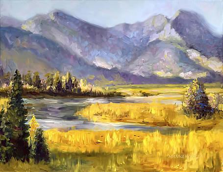 Jasper Lakes Canada by Melissa Herrin