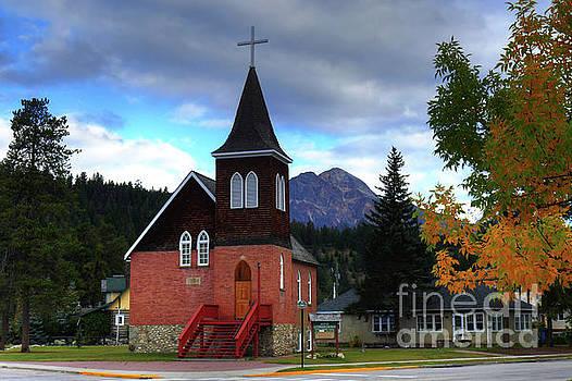 Wayne Moran - Jasper Lutheran Church Jasper National Park Alberta Canada