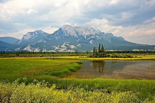 Colette Panaioti - Jasper National Park