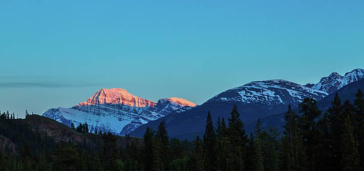 Jasper National Park by Stuart Gennery