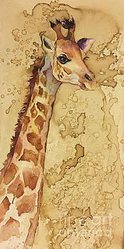 Christy Freeman - Java Giraffe