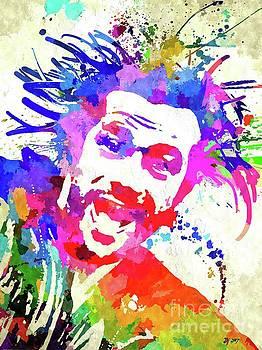 Jay Kay Jamiroquai by Daniel Janda