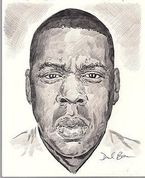 Jay-Z by Darryl Barnes