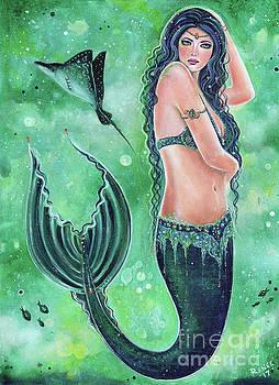 Jayde Mermaid by Renee Lavoie