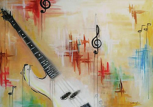 Jazz 001 by Cortney Herron