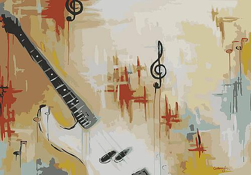 Jazz 001a by Cortney Herron