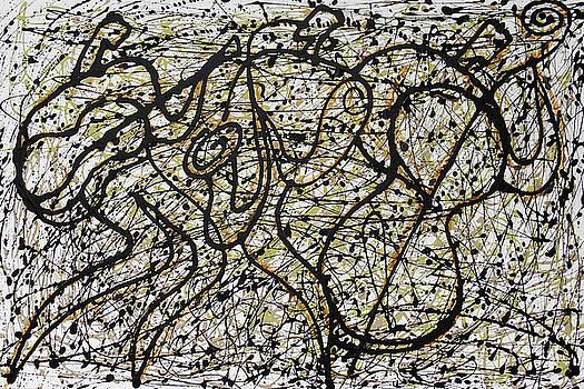 Jazz and Pollock by Leon Zernitsky