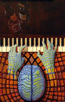 Jazz Brain by Matt Maniscalco