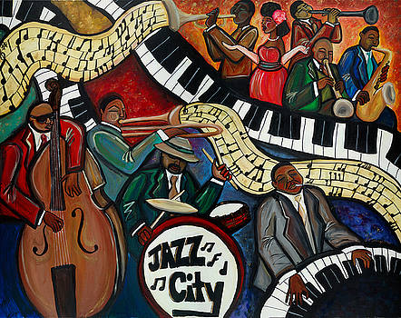 Jazz City by Tiffany Yancey