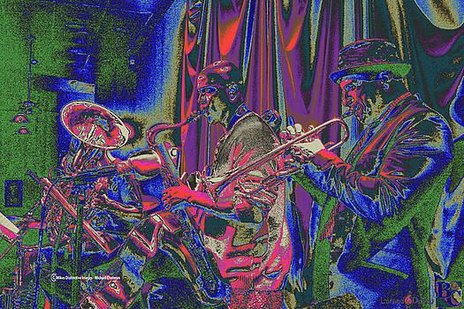 Jazz Club 2 by Michael Chatman