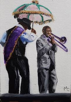 Jazz Fest by Mary Capriole