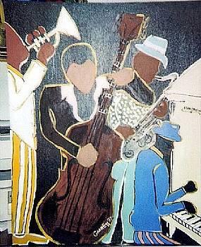 Jazz by Garnett Thompkins