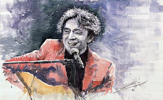 Jazz Goran Bregovich In the Death Car by Yuriy  Shevchuk