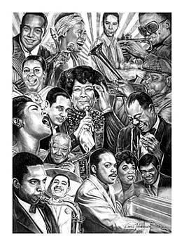 Jazz Jam  by Buena Johnson