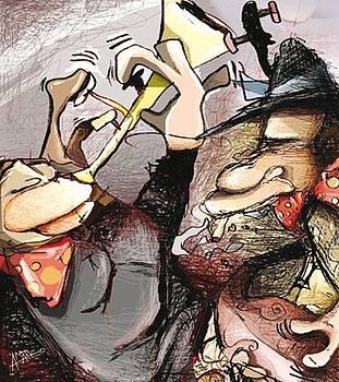 Jazz by Juan  Amadeo