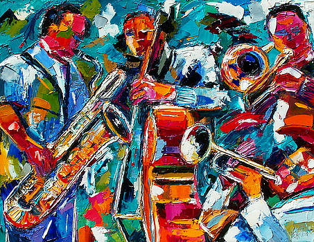Jazz Magic by Debra Hurd