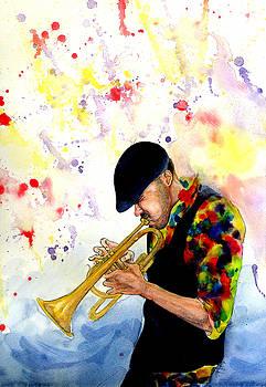 Jazz Man by Heidi Rissmiller