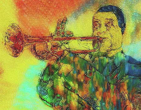 Jazz Man by Jack Zulli