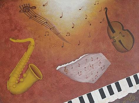 Jazz music by Georgeta  Blanaru