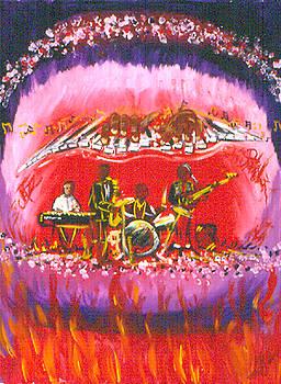 Jazz Patrol by Melvin Robinson