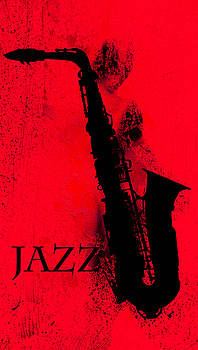 Steve K - Jazz Sax Red