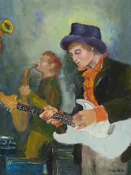 Jazz by Terry Cipelletti