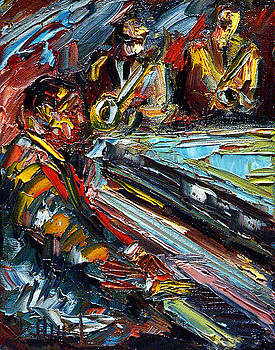 Jazz Tunes by Debra Hurd