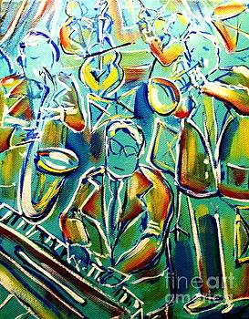 Jazz with the blues by Karen Sloan