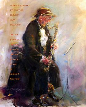 Jazzman by Ann Bailey