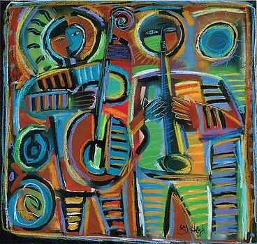 Jazzmen 2 Music Gods by Gerry High