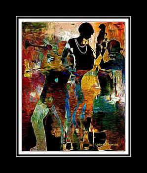 Jazzy Diva by Lynda Payton