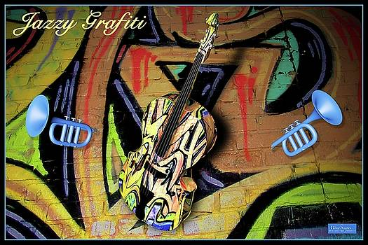 Jazzy Graffiti by Alfred Price