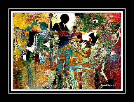 Jazzy Night 2 by Lynda Payton