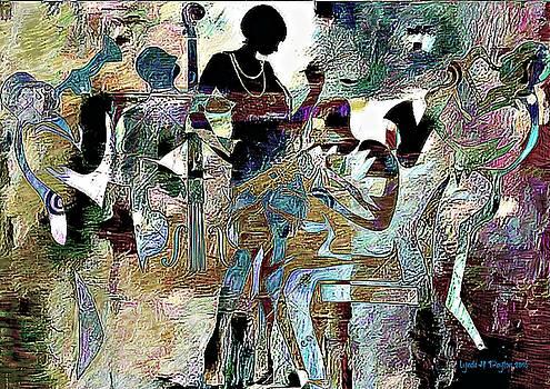 Jazzy Night 3 by Lynda Payton